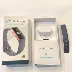 Long Strap And Box For Advanced Fitness Tracker.